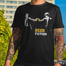 CAMISETA BEER FICTION
