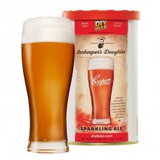 "EXTRATO DE MALTE JA LUPULADO COOPERS ""INNKEEPERS DAUGTHER SPARKLING ALE"" 23 LITROS"