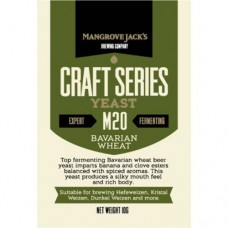 FERMENTO BAVARIAN WHEAT MANGROVE JACKS M20 10G