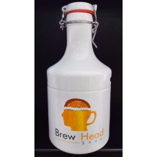 GROWLER STEEL 2 LITROS BREW HEAD
